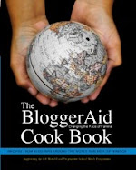 The BloggerAid Cook Book