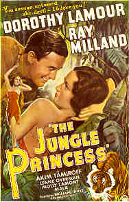 The Jungle Princess movie