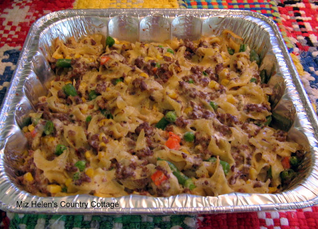 Comfort Casserole at Miz Helen's Country Cotttage