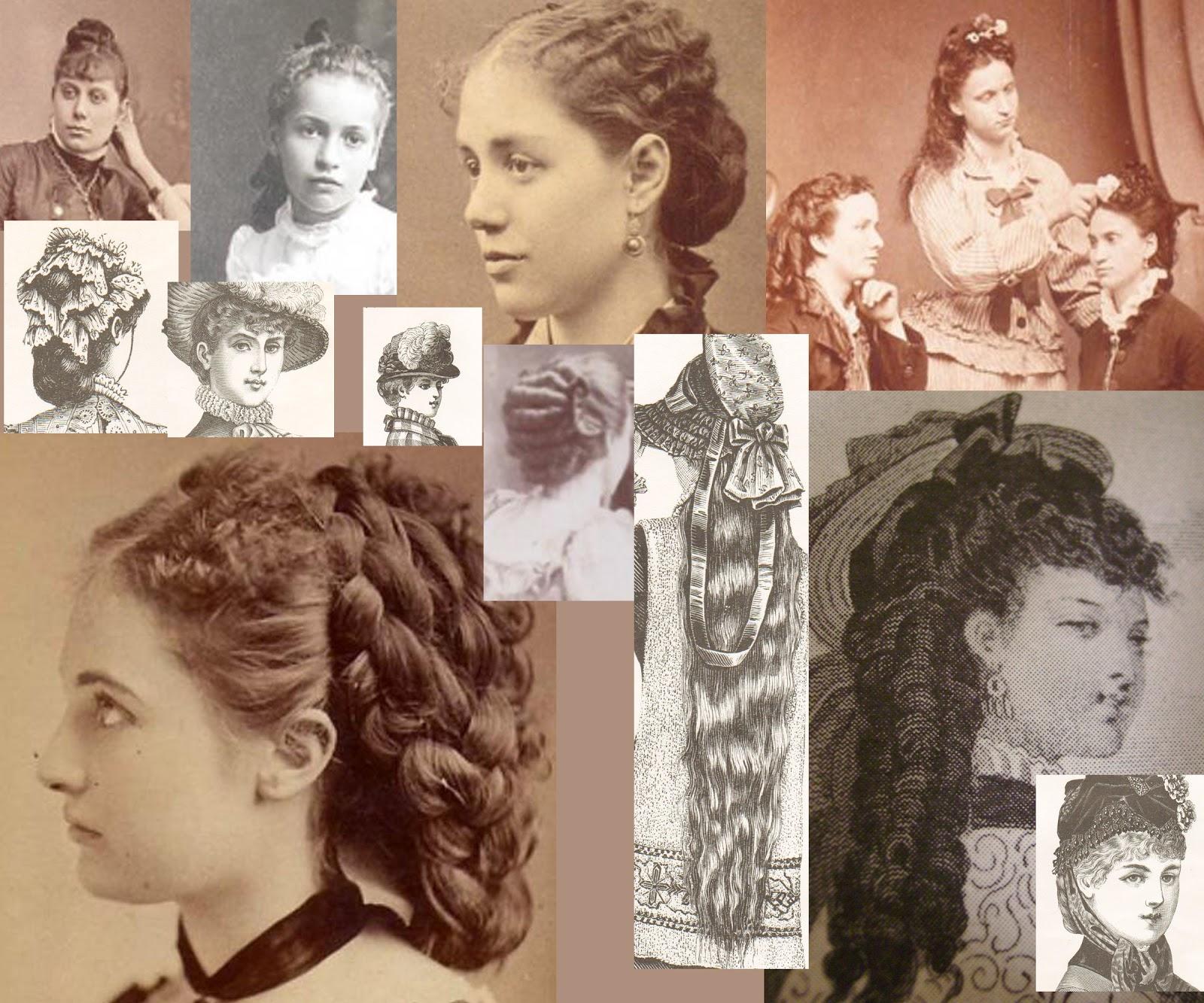 Victorian Nonsense Victorian Hairstyles & Tutorial