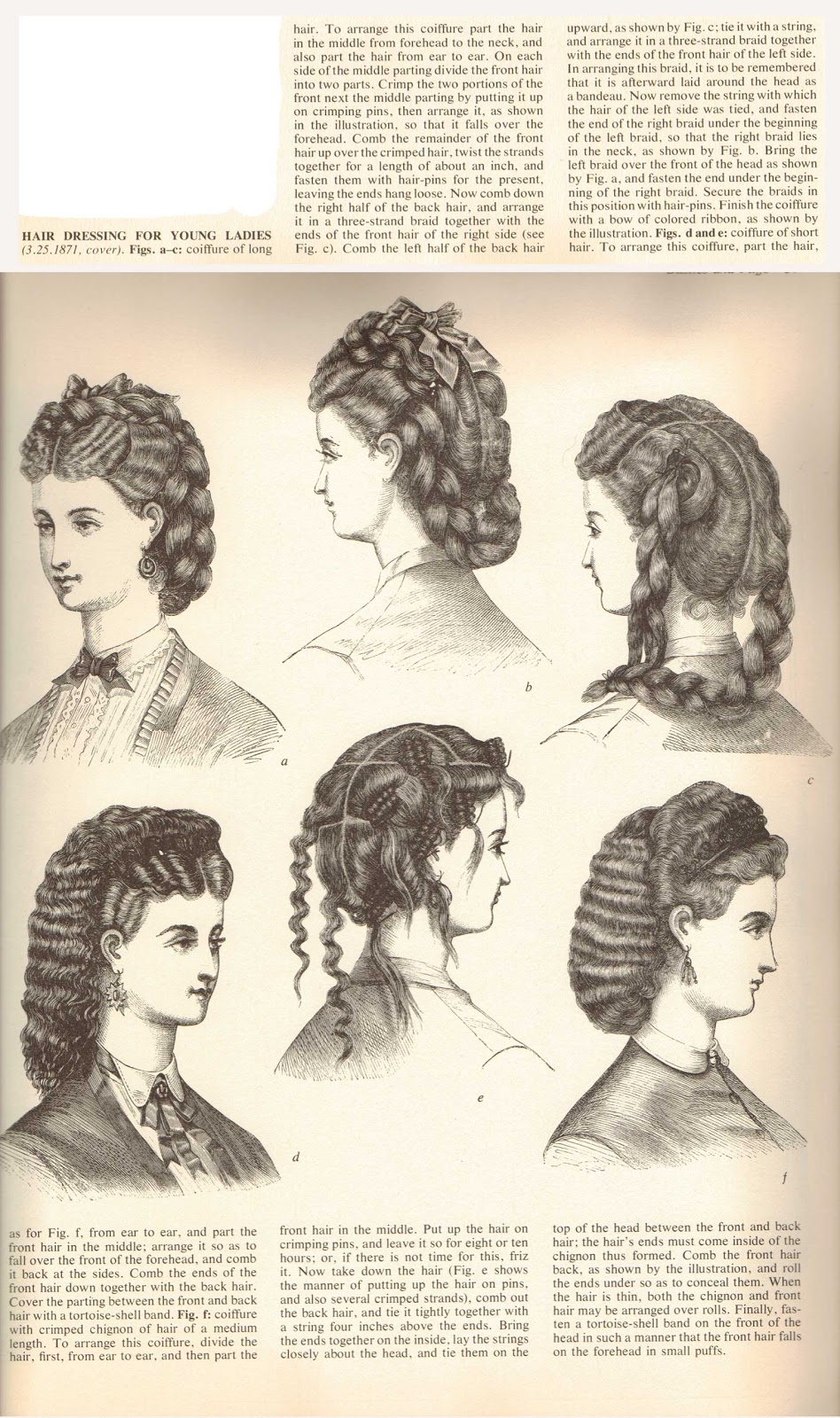 Top 10 Picture of Victorian Hairstyles | James Fountain