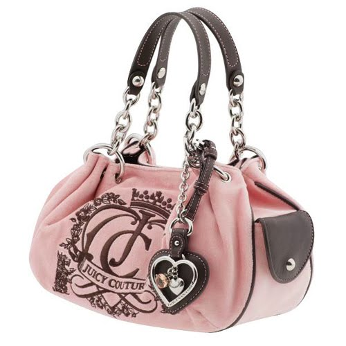 fashion ghost: Juicy Couture Handbag must suit you!