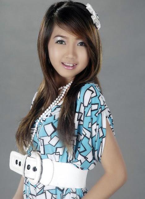 Myanmar Cute Teenage Model Girl, Mechi Ko  Khmergallery-3859