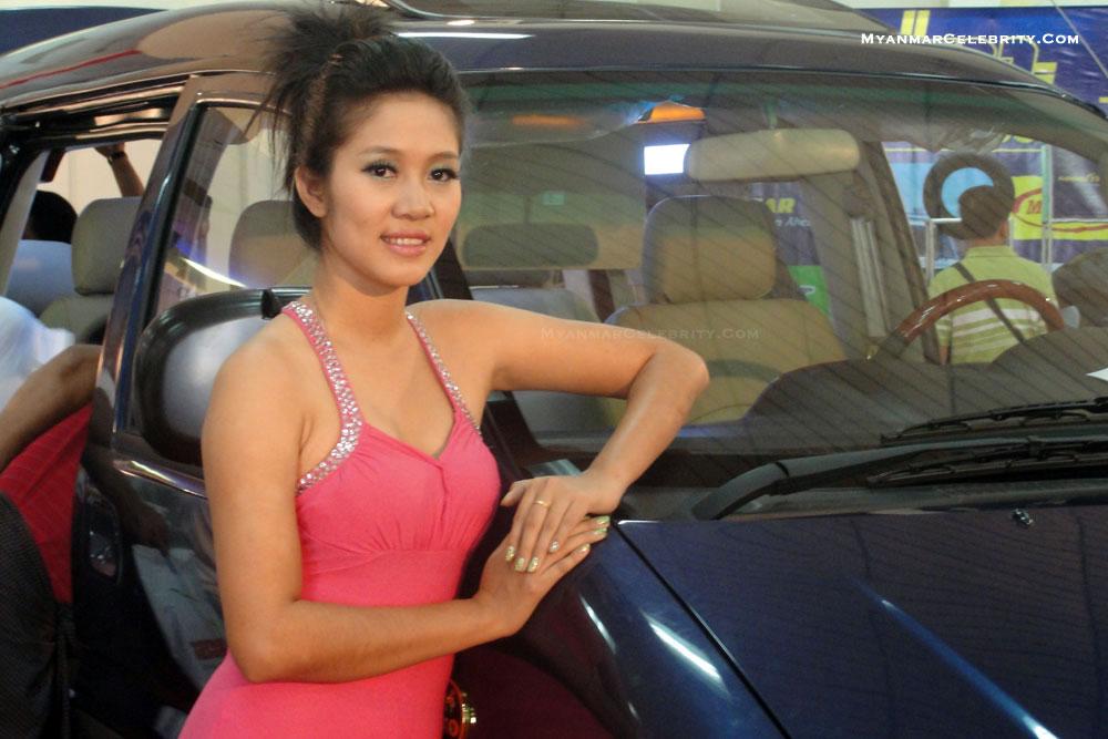 Myanmar Model Show  Celebrity Image Gallery-1691