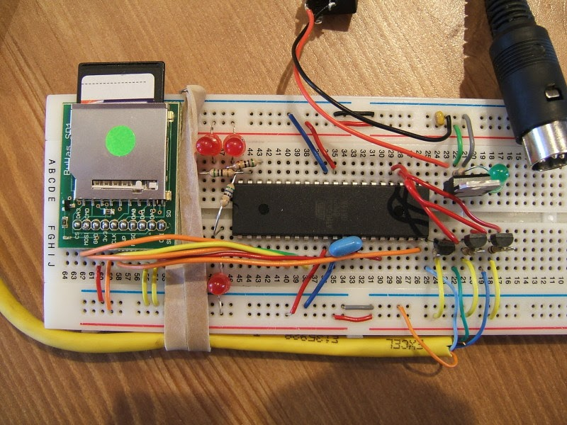Spi Serial Flash Programmer Schematic Heaven - microlost