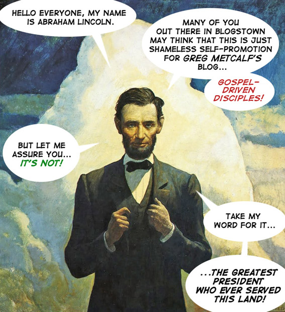 What do you thi... Honest Abe Book