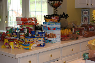 Grocery Guru saves $125
