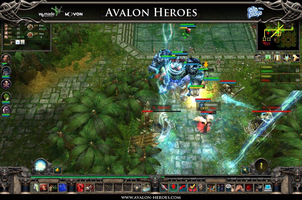 Avalon Online Game