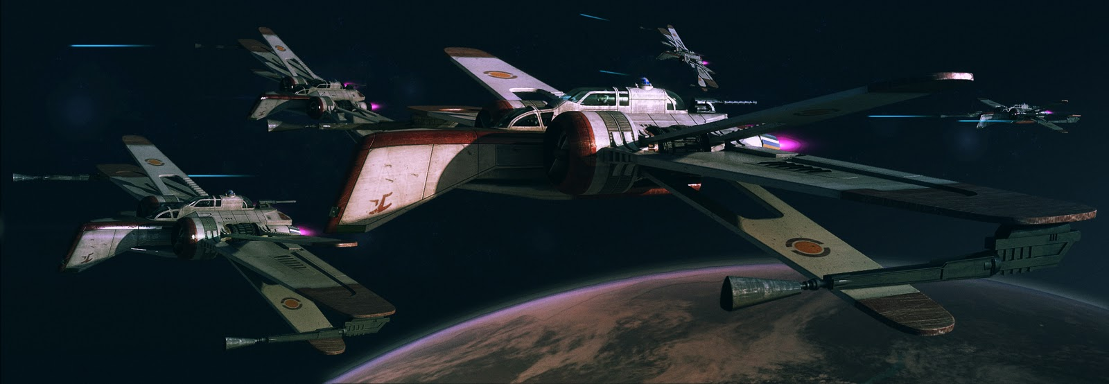 Arc 170 Starfighter 3dtotal Forums