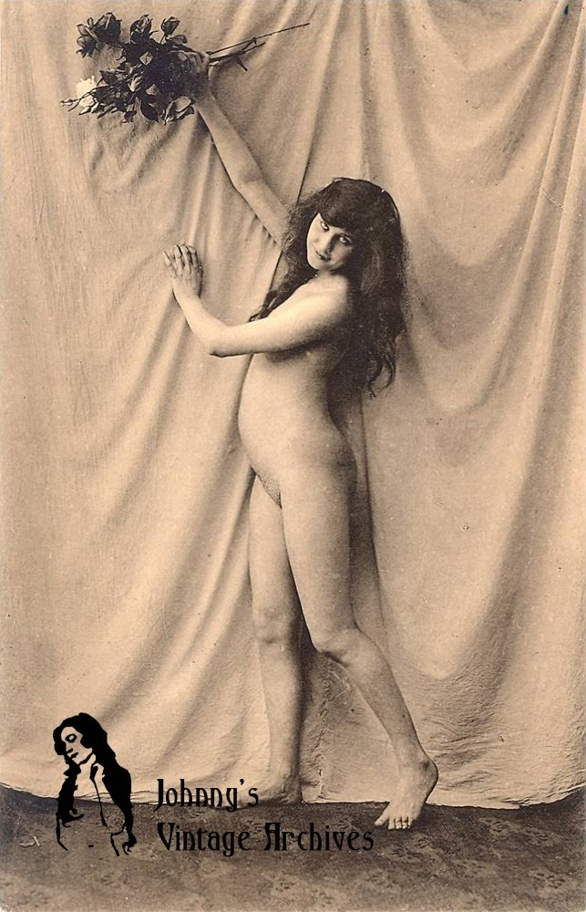 french vintage nude mags