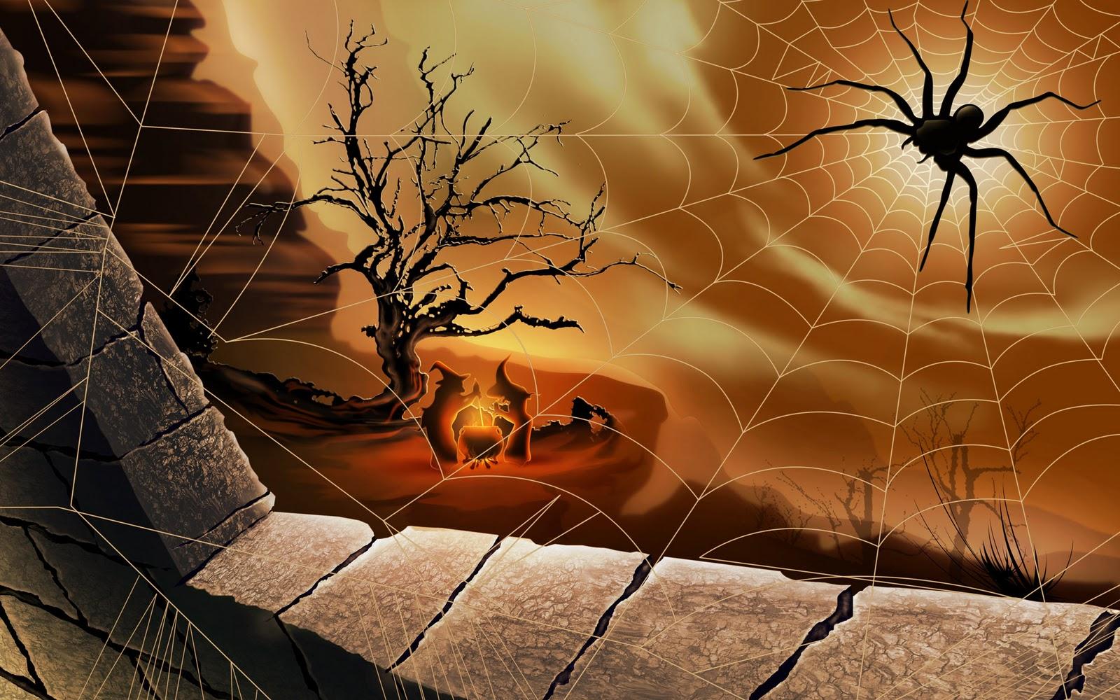 High definition photo and wallpapers halloween desktop - Scary halloween wallpaper ...