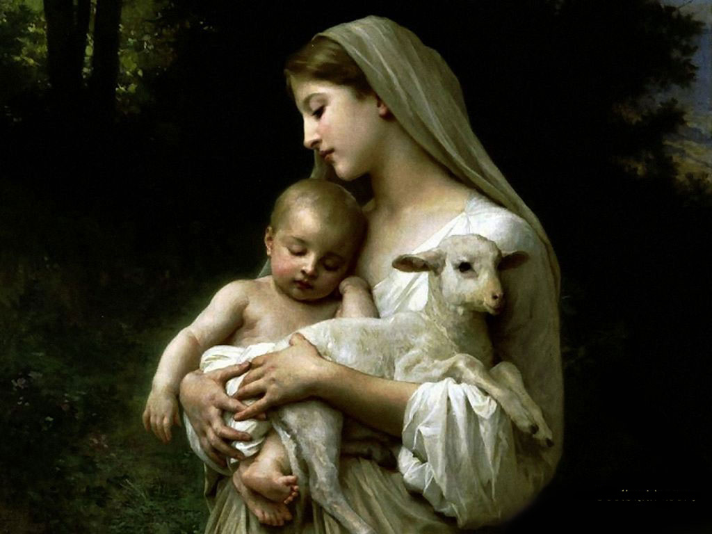 High Definition Photo And Wallpapers: Mother Mary
