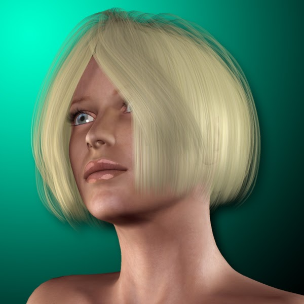 freebie hair for genesis