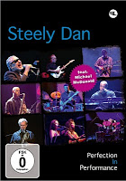 Steely Dan: Perfection In Performance DVD cover