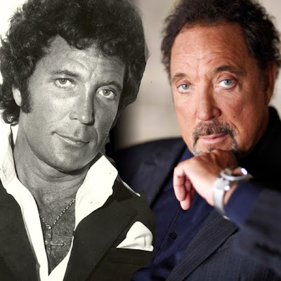 Tom Jones times two