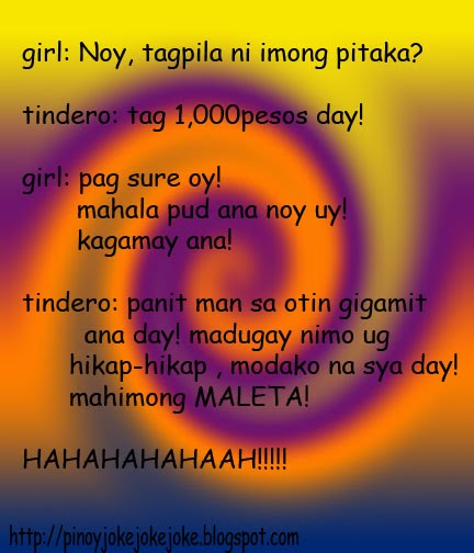 Comedy Quotes Tagalog Version: Pinoy Jokes