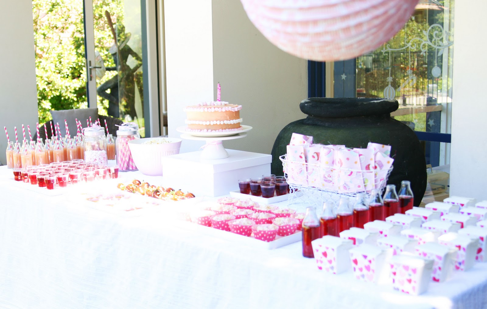 Cuisine Mauve Pink And Mauve Dessert Table Sweet Style
