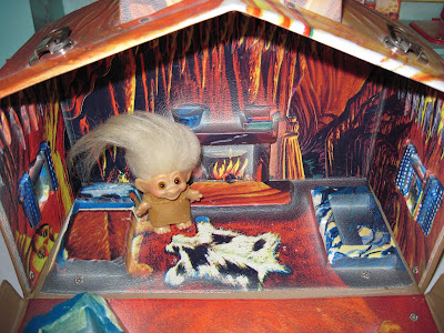 Tracy S Toys And Some Other Stuff 1960s Troll Cave House
