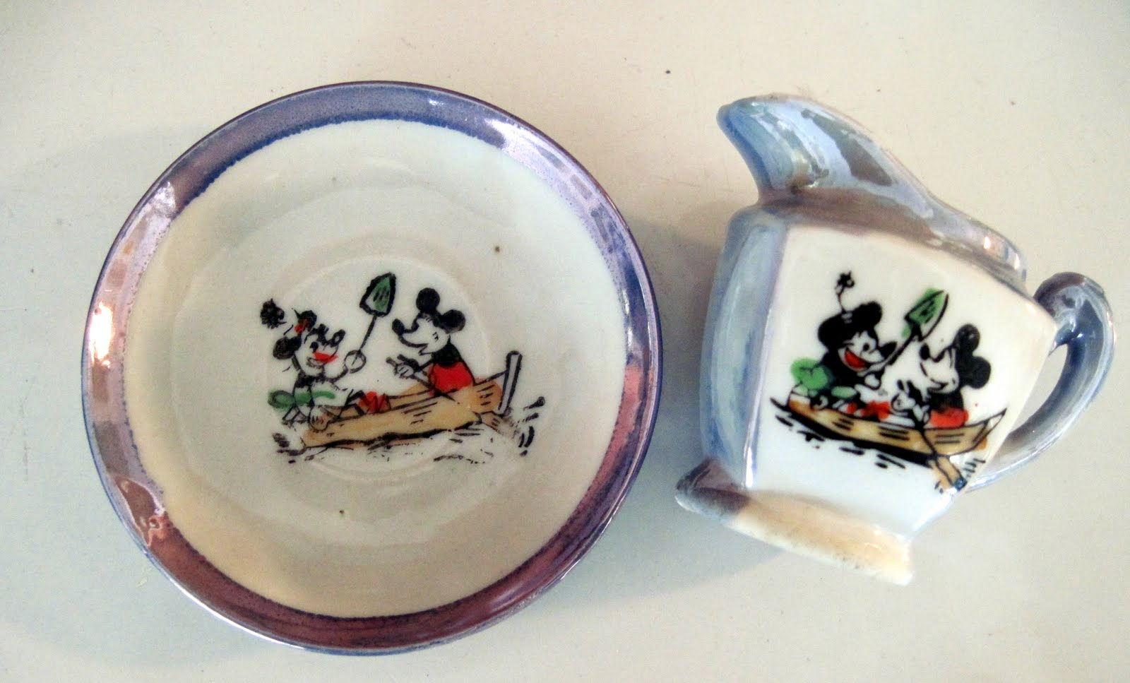 mickey mouse saucer chair uk rush seat repair kit tracy 39s toys and some other stuff 1930s