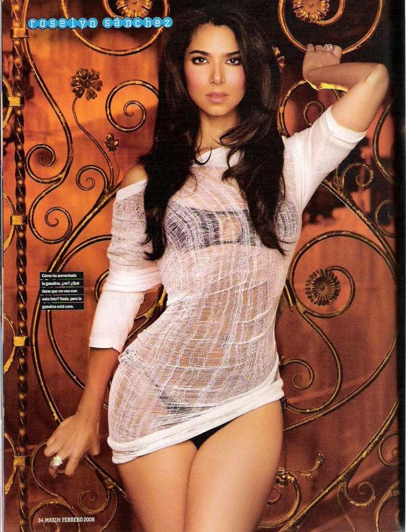 Roselyn Sanchez (Galeria 3) - La Guarida del Bigfoot