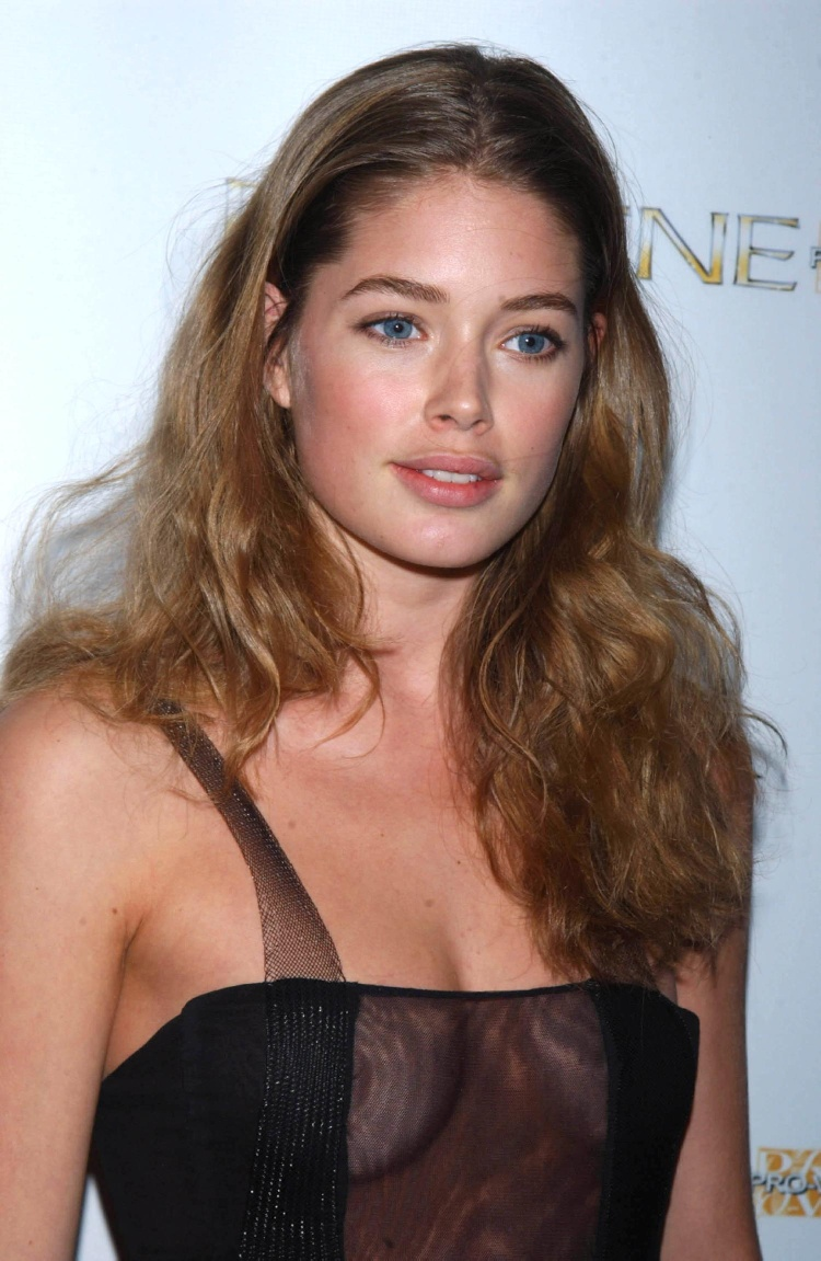 Posh Prom Girl Hairstyle Doutzen Kroes Galeria 1
