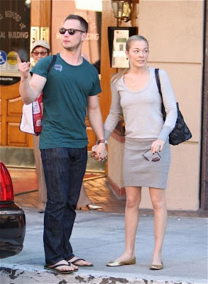 LeAnn Rimes and Husband