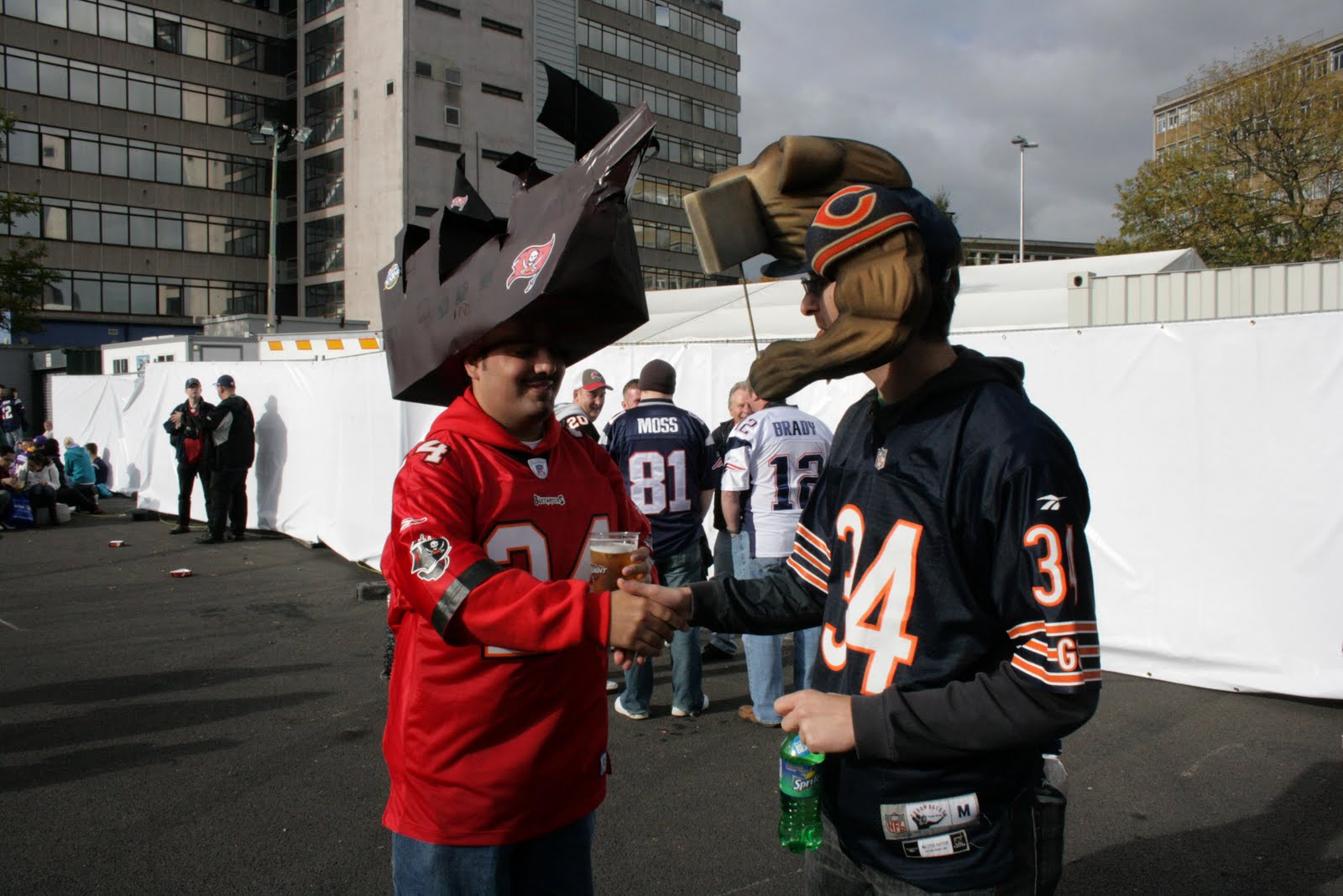 The Tailgate Knight  Game 15. New England Patriots 35-7 Tampa Bay ... 34a3e57775b