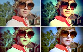 Graphic Identity 20 Lomo Cross Processing Photoshop Actions