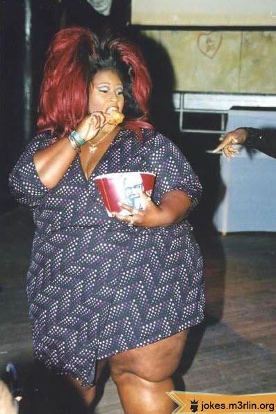 Crazy Fat Woman 37