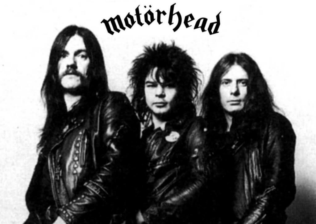 White Wizard Band Band of the Week Motorhead