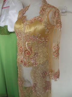 koleksi baju manten dan pakaian manten: Kebaya Brokat ...