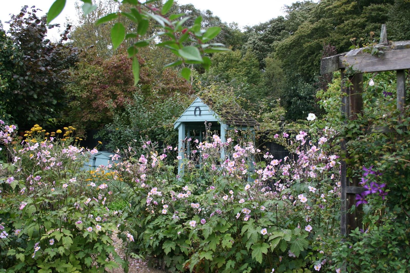 Chef Garden: A Chef In The Garden: Barnsdale Gardens