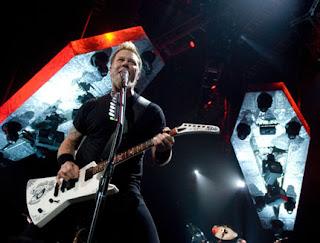 STAY FREE: Metallica - Vivo en el Foro Sol (México DF, 04 06 09)