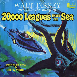 Children S Records More 20 000 Leagues Under The Sea Uncle Remus Songs And Stories Winnie The Pooh And Tigger Too Pollyanna