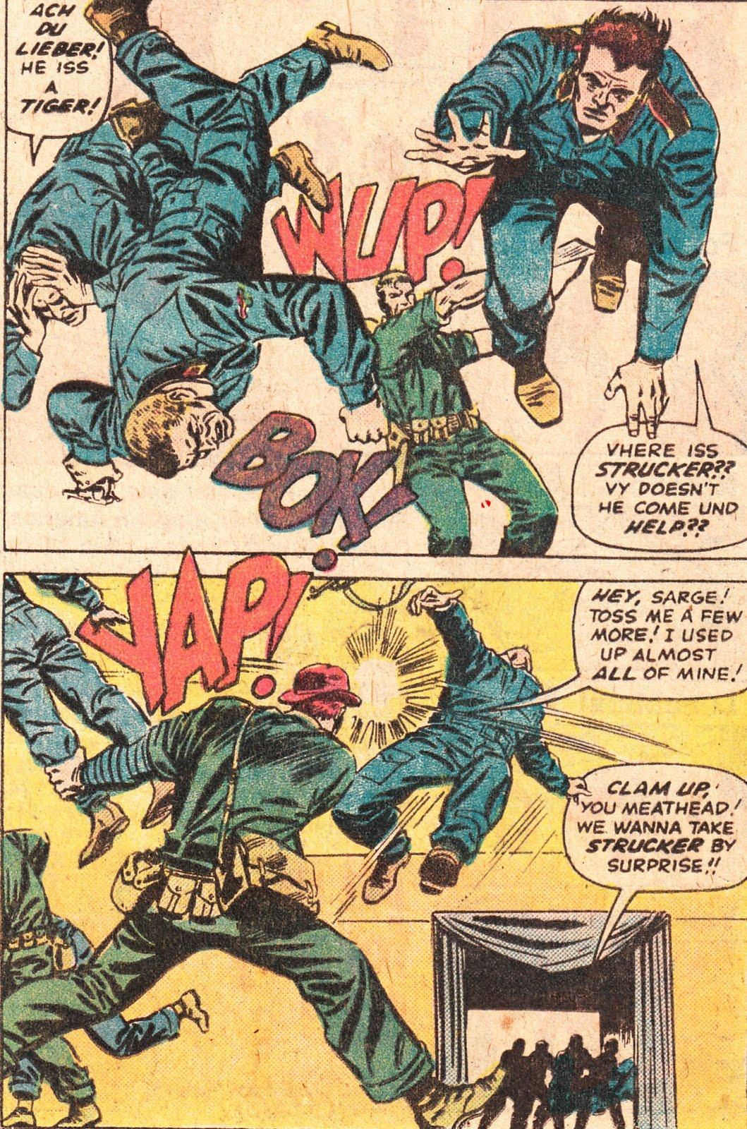 The Retro/Vintage Scan Emporium: War is heck (sound effects