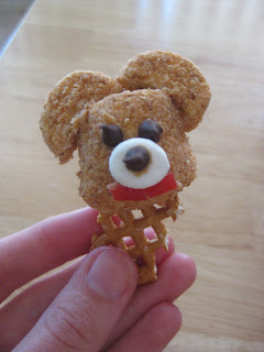 Little More Picnic ProjectTeddy This Puppets Edible Finger Bear And 0PkwnO