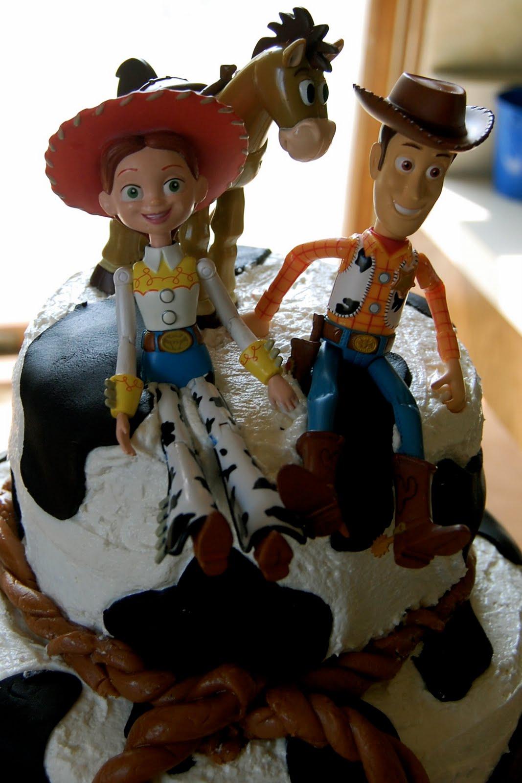 Beth Kruse Custom Creations Jessie Amp Woody Cowgirl