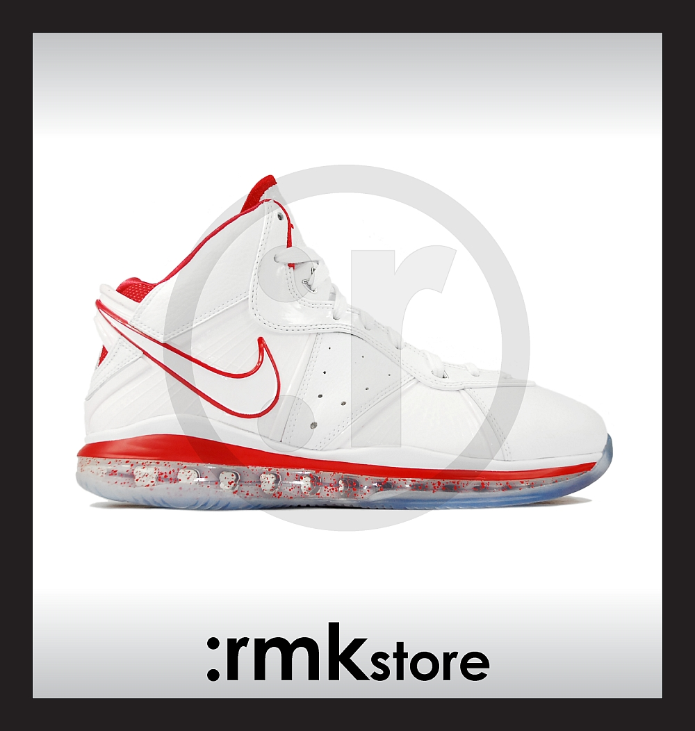 b367cd99269 Nike Air Max Lebron 8 VIII China Edition 417098-101. Nike Basketball s Air  Max LeBron VIII (8) will not only be released in a basic Black