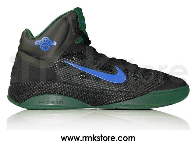 Nike Zoom Hyperfuse PE 2010 Collection  Brandon Roy 407622-602  Rajon Rondo  407622-302  Deron Williams 407622-010  Russell Westbrook 407622-408 bf81fa3814a5