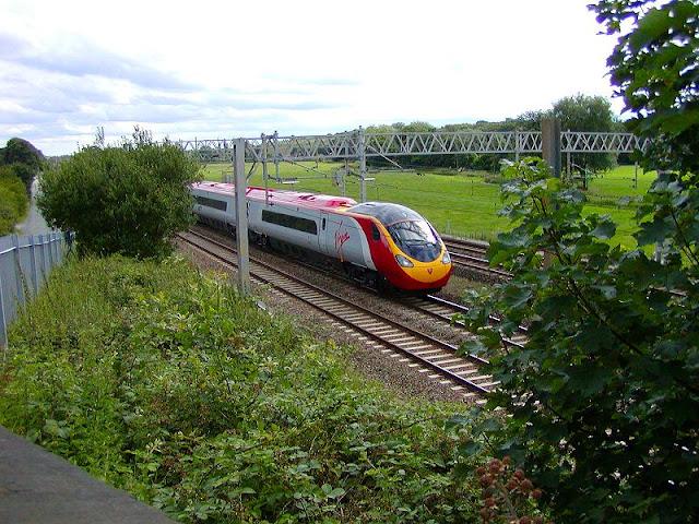 Virgin Trains Timetables 86