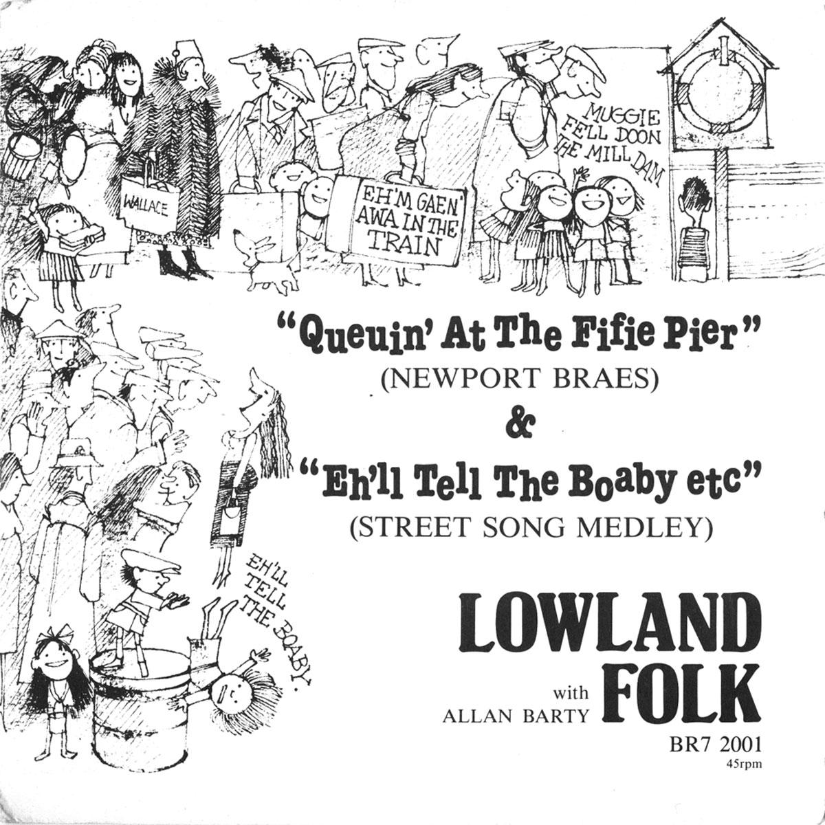 The Music Gatherer: Lowland Folk: Newport Braes (1985)