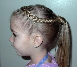 Remarkable Pretty Hair Is Fun Girls Hairstyle Tutorials Little Girl39S Short Hairstyles For Black Women Fulllsitofus