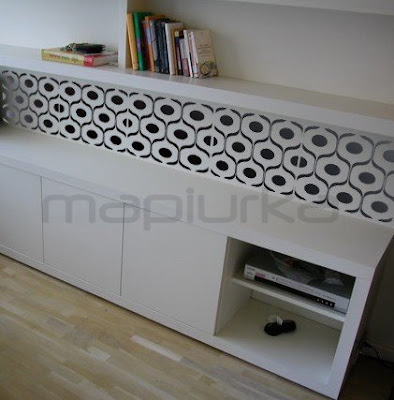 Mapiurka adhesivos decorativos ba julio 2009 for Revestimientos vinilicos para azulejos