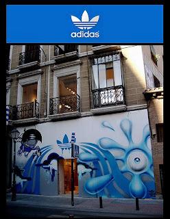 Registrarse Fábula Arquitectura  MODE DU MONDE: Adidas Originals