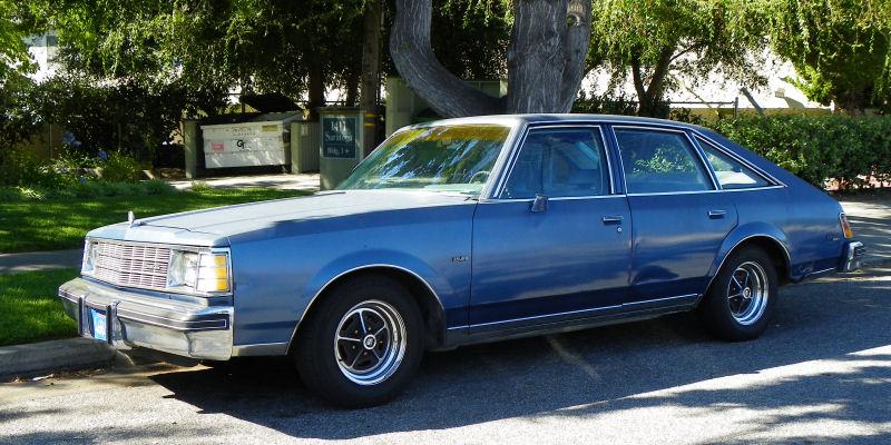 on 97 Buick Century