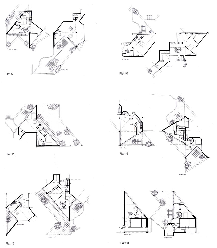 boiteaoutils: # The architecture of Jean Renaudie
