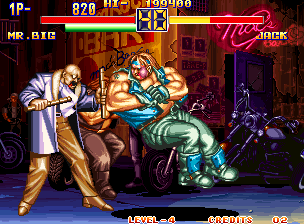 Daniel Thomas Vol 4 Virtual Console Review Art Of Fighting 2 Neo Geo