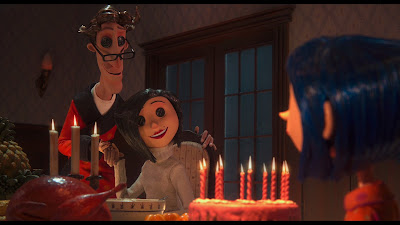 Ghibli Blog Studio Ghibli Animation And The Movies Photos Coraline On Blu Ray