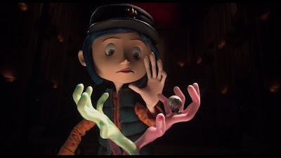 Photos: Coraline on Blu-Ray