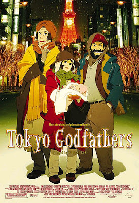 Posters: Tokyo Godfathers